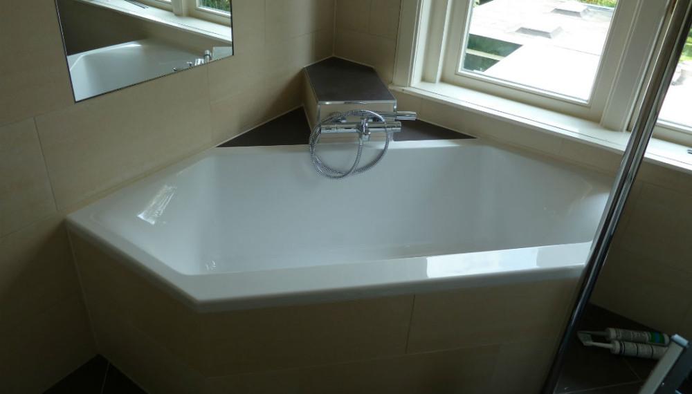 Badkamers j huiting klussenbedrijf nieuwegein - Huidige badkamer ...